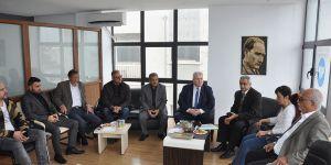 TKP Yeni Güçler ile SDP bir araya geldi