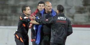 Özgürgün'e 2 maç ceza