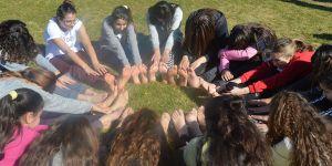 Özel Eğitim Alan Çocuklara Yoga Kampı