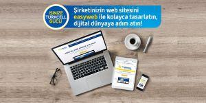 Web siteniz yoksa çözüm: Easyweb