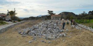 Geçitkale Belediyesi İncirli Mağara'yı düzenliyor