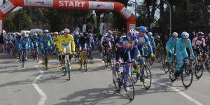 Uluslararası bisiklet turu start aldı