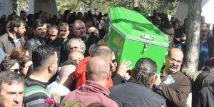 Mustafa Akalın'a gözyaşlarıyla veda…