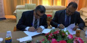İşbirliği için imzalar atıldı