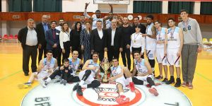 Müthiş final Girne'nin: 80-78