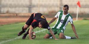 Mesarya'da 6 puanlık maç