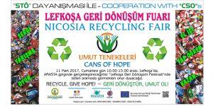 Yeşil Barış Hareketi, 'Geri Dönüşüm Fuarı' düzenliyor