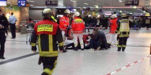 Balta ile saldırdı, 7 kişi yaralandı