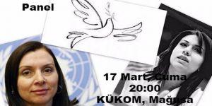 """""""İki Toplumlu Barış İnisiyatifi"""" Panel düzenliyor"""