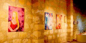 Kadın sanatçılar sanat buluşması sergisi 18 Mart'ta sona erecek