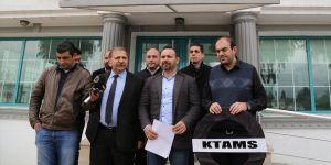 """""""Etik dışı"""" görevlendirme protesto edildi"""