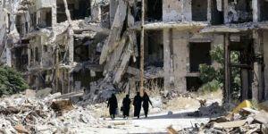 """""""Savaşla geçen 6 yılın ardından Suriye…"""""""
