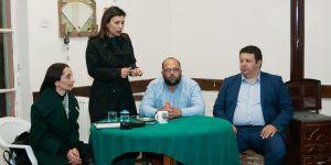 Federal Kıbrıs'a daha güçlü hazır olmak için: Üreten yok olmaz!