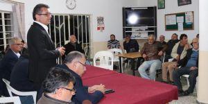 Erhürman Kaplıca'da: Bolluk içinde yokluk çekiyoruz!
