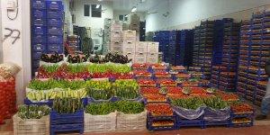 İki ithal sebzede limit üstü bitki koruma ürünü bulundu
