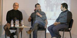 Derviş Zaim ile sinema dili tartışıldı
