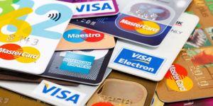 Kredi kartlarına SARILIYORUZ!
