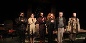 """""""KAYIP""""Oyunu 3. Mesarya Tiyatro Şöleni'nde"""