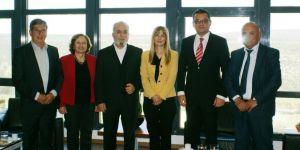 Erhürman'dan ODTÜ'de işbirliği vurgusu