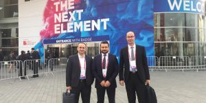 """Turkcell  """"Mobil Dünya Kongresi""""ne katıldı"""