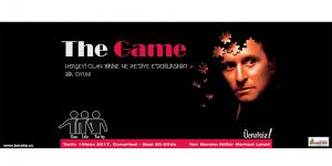 "BARAKA'dan ""The Game"" filmi"