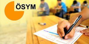 YKS sınavı için başvurular başlıyor