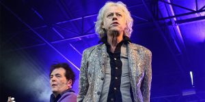 Bob Geldof & The Boomtown Rats, DAÜ'de konser verecek