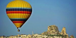 Büyükkonuk'ta gezi balonu girişimi