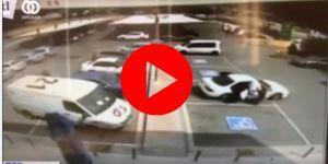 Limasol'da silahlı soygun, 1 yaralı