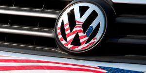 Volkswagen'e yüklü ceza