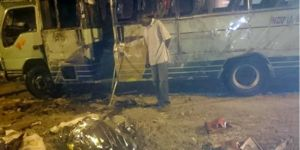 Trafik kazasında 27 kişi öldü