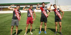 Atletizmin şampiyonları
