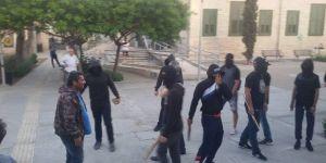 Faşistler bu kez Limasol'da ortaya çıktı