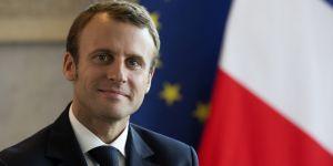 Fransa'nın yeni cumhurbaşkanı Macron