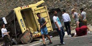 Muğla'da trafik kazası: 23 ölü