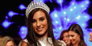 Miss Mediterranean 2017:  Makedonyalı Evgenija Rizova