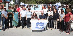 DAÜ-SEN'den destek için açlık grevi