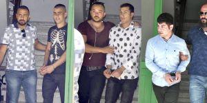 3 polisi ağır yaralamışlardı: 18'er ay hapis