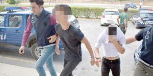Zanlılara 3'er günlük tutukluluk…