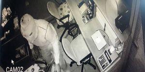 Moon Star Döviz Bürosu'ndan hırsızlık olayının zanlısı tutuklandı