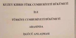 Emek ve Memleket Düşmanı UBP-DP Azınlık Hükümeti!