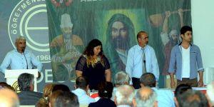 Metin Kaya yeniden başkan