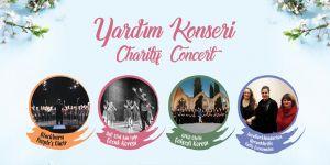 Mağusa'da anlamlı konser