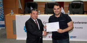 Dürüst, 4. CYPSEC Siber Güvenlik Konferansı'na katıldı