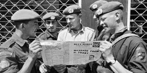 'Kıbrıs'ta  geçen 53 yıl