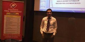 UFÜ, uluslararası konferansa katkı yaptı