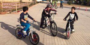 """""""Bisikletli Gönyeli"""" kursları başlıyor"""