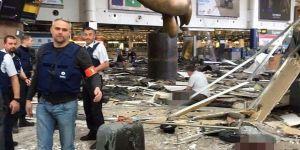 Brüksel'de 12 kişi gözaltına alındı