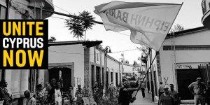 Kıbrıs'ı yeniden birleştirme mesajı
