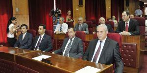 Meclis, 'hükümet' için toplandı